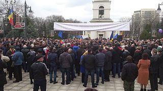 2015–2016 protests in Moldova