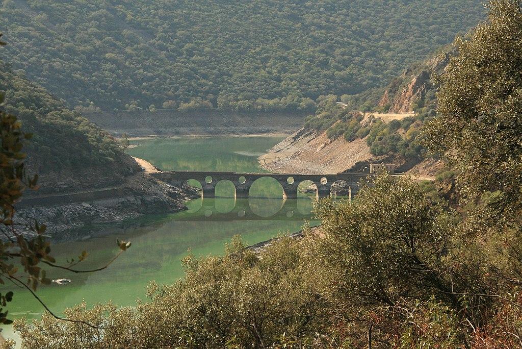 Puente del Cardenal (25 de octubre de 2009, Parque Nacional de Monfragüe) 01.JPG