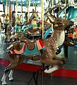 Pullen Park Carousel Animal - Stag.jpg