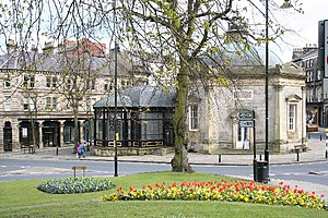 Harrogate - Royal Pump Room