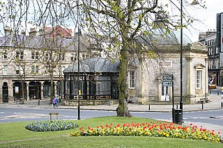 Royal Pump Room, Harrogate Local museum in North Yorkshire, England