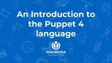 Puppet coding - Wikitech