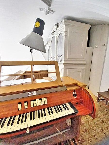 Datei:Putzbrunn, Alt St. Stephan (Schuster-Orgel) (7).jpg