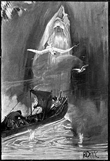 Image result for The Narrative of Gordon Pym of Nantucket by Edgar Allan Poe