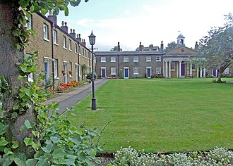 Worshipful Company of Drapers - Queen Elizabeth's College (almshouses)