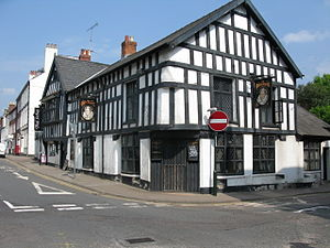 Queens Head, Monmouth - Image: Queens Head Monmouth