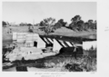 Queensland State Archives 4460 Bridge under construction Condamine River 1952.png