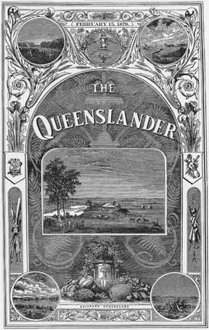 The Queenslander - Image: Queenslander 1879