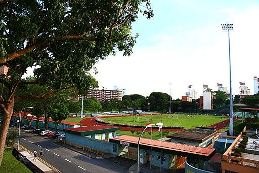 Queenstown Sports Complex
