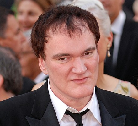 Tarantino at the 82nd Academy Awards in 2010 Quentin Tarantino @ 2010 Academy Awards cropped.jpg