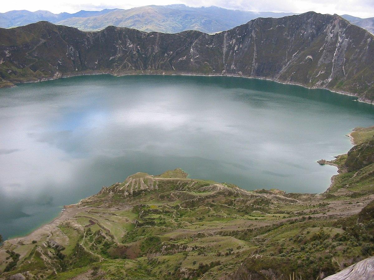 Laguna Quilotoa  U2013 Travel Guide At Wikivoyage