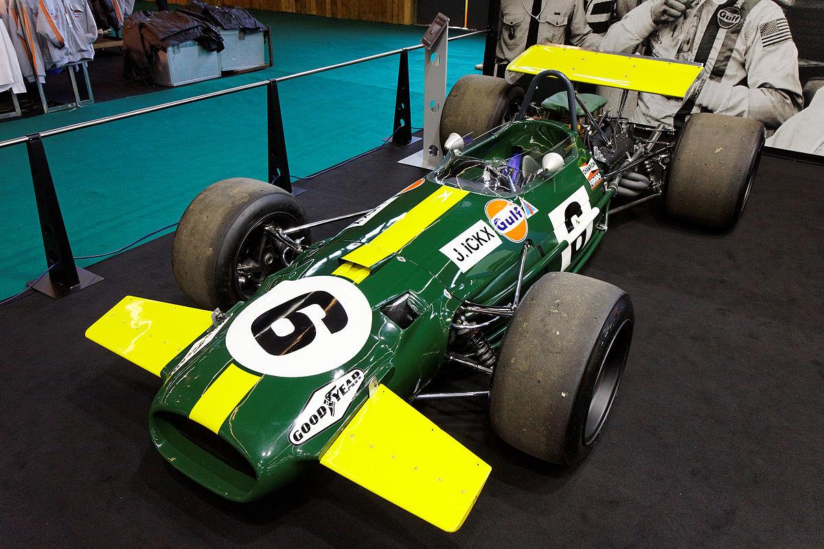 Px R C A Tromobile Brabham Bt
