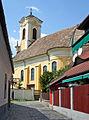 Római katolikus templom (egykori Csiprovacska-templom) (7387. számú műemlék).jpg