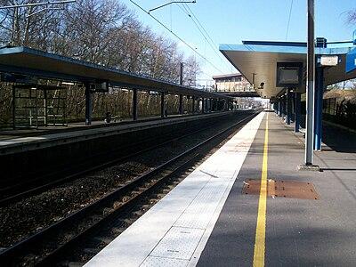 Station Les Yvris-Noisy-le-Grand