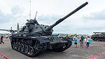 ROCA M60A3 TTS Tank Display at CCK Air Force Base 20140719.jpg