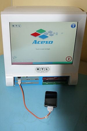 Mobile device forensics - RTL Aceso, a mobile device acquisition unit