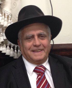 Eliyahu Ben Haim - Image: Rabbi ben chaim