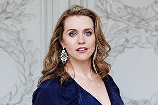 Rachel Willis-Sørensen American operatic soprano