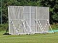 Radlett Cricket Club sight screen, Hertfordshire, England 1.jpg