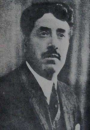 Rafael Cansinos-Asséns - Image: Rafael Cansinos Assens