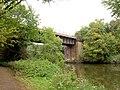 Railway bridge over River Don - geograph.org.uk - 563204.jpg