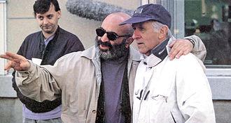 Rainbow (1996 film) - Bob Hoskins, Freddie Francis
