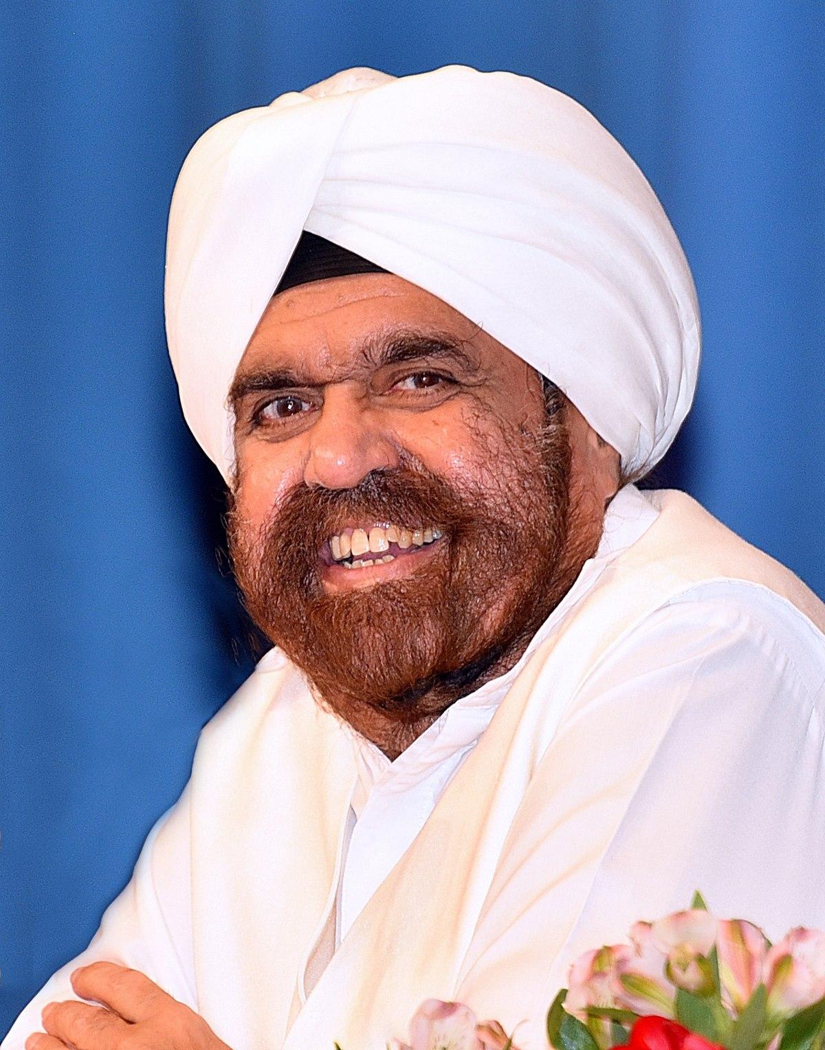 Rajinder Singh (spiritual master) - Wikipedia