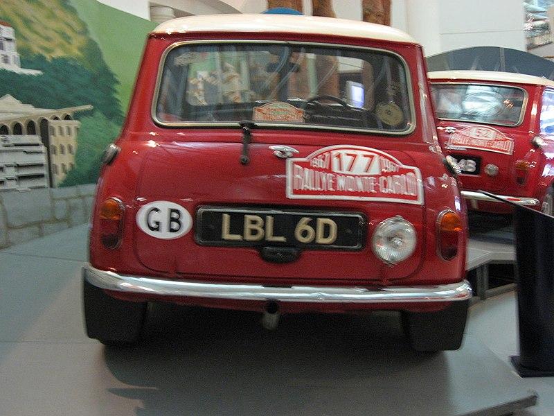 File:Rally mini at the British motoring heritage museum gaydon (8).jpg