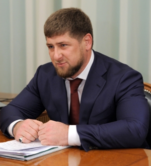 Head of the Chechen Republic - Image: Ramzan Kadyrov portrait