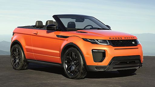 Range Rover Evoque Convertible, https://hotcarscoolmotorcycles.com/ask-7-experts-3-questions-whats-your-dream-car/