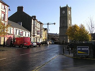 Raphoe - The Diamond, Raphoe.