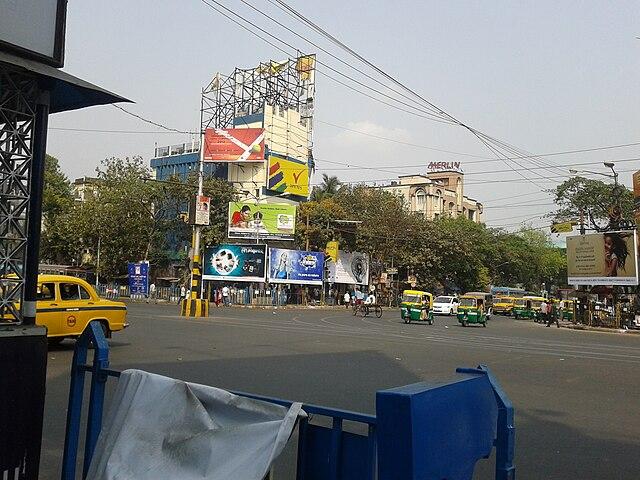 Datei:Rashbehari Avenue Crossing (Kolkata), March 2012.jpg