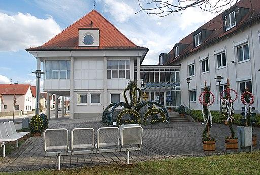 Rathaus Langweid