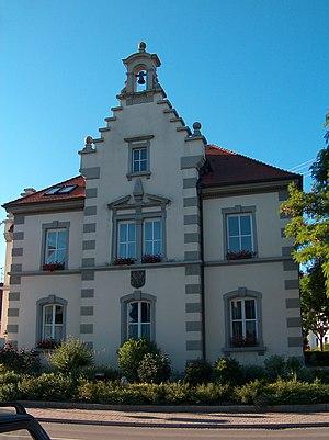 Sigmaringendorf - Town hall Sigmaringendorf