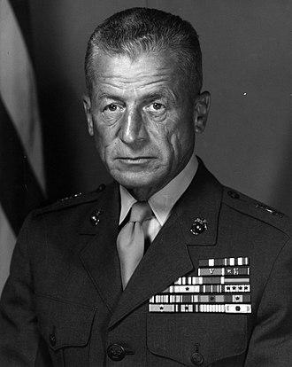 Rathvon M. Tompkins - MG Rathvon M. Tompkins, USMC