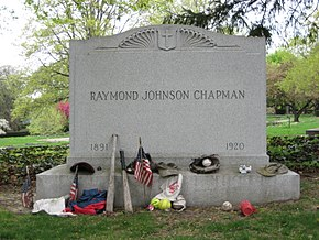 Ray Chapman - Wikipedia