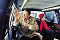 Reagans in limousine.jpg