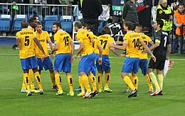 Real Madrid vs Juventus, 24 October 2013 Champions League 14 (cropped).JPG