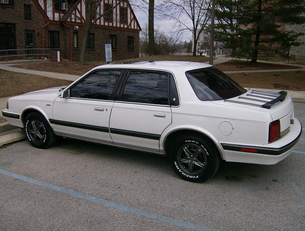 File:Rear 1990 Oldsmobile Cutlass Ciera.jpg - Wikimedia Commons