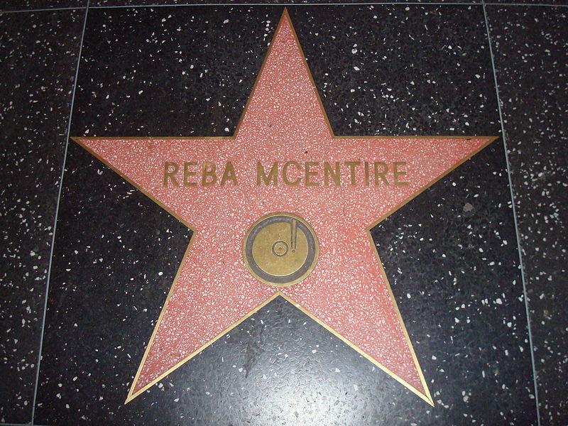 File:Reba McEntire HWoF Star.jpg
