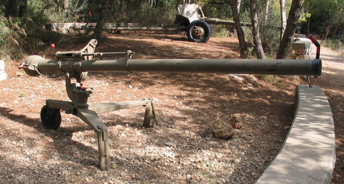 Recoilless rifle - Wikipedia