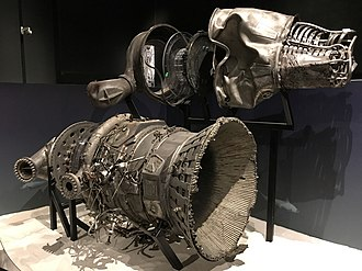 Jeff Bezos - Bezos funded the retrieval of this F-1 engine from the bottom of the Atlantic Ocean in 2015, eventually donating it to the Seattle Museum of Flight.