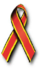 Red Yellow Black ribbon