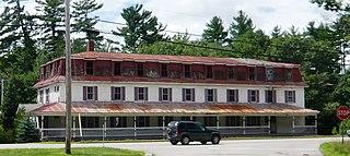 Redstone, New Hampshire Unincorporated community in New Hampshire, United States