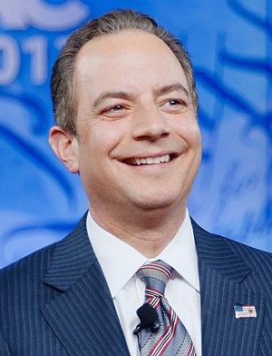 Reince Priebus - Image: Reince Priebus CPAC 2017 by Michael Vadon