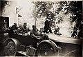 Reise Kaiser Karls I. an die Isonzofront, Istrien, Kärnten und Vorarlberg. in der Zeit vom 1-6.VI.1917. 4.6.1917 - Ankunft in Tarvis (BildID 15565156).jpg