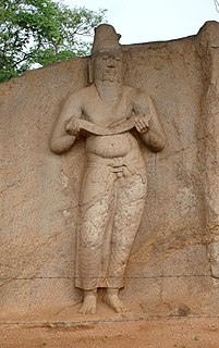 Parakramabahu I King of Polonnaruwa