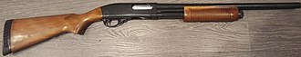 Remington Model 870 - Remington Model 870 12 Gauge pump action shotgun