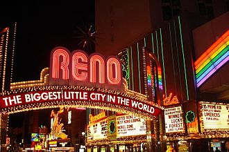 The Go-Getter (2007 film) - A scene with Pucci and Malone was filmed at the Reno Arch.