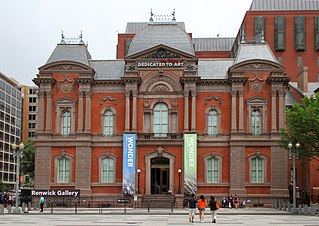 Renwick Gallery United States historic place